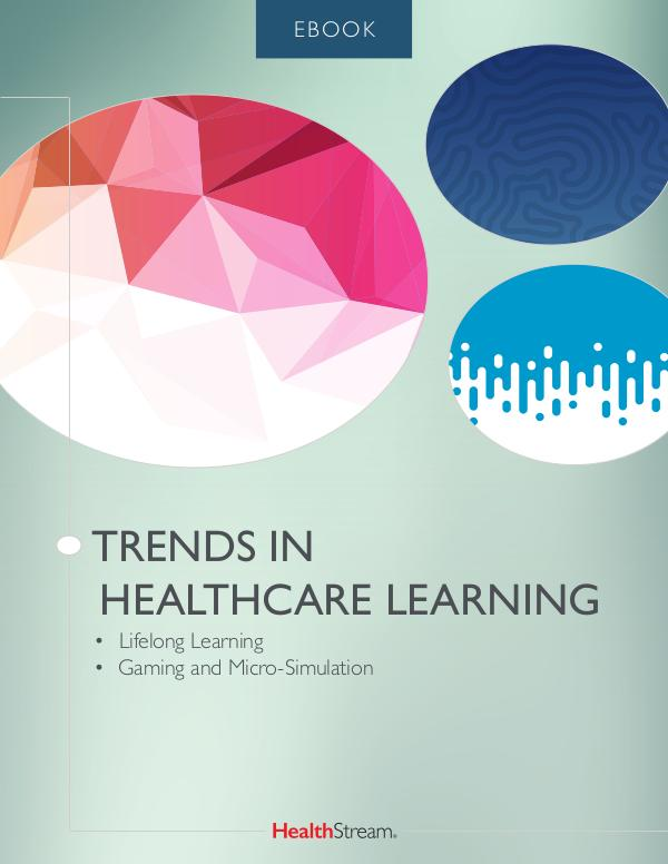 Ebooks eBook: Trends in Healthcare Learning