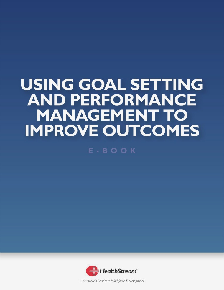 Archived Publications Ebook: Using Goal Setting and Performance Manageme