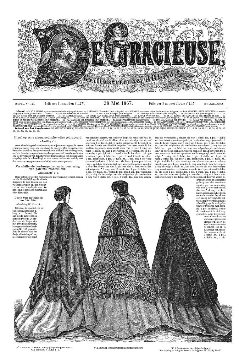 De Gracieuse 28 May 1867