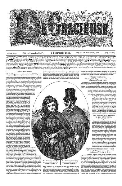 De Gracieuse 4 February 1865