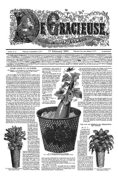 De Gracieuse 17 February 1865