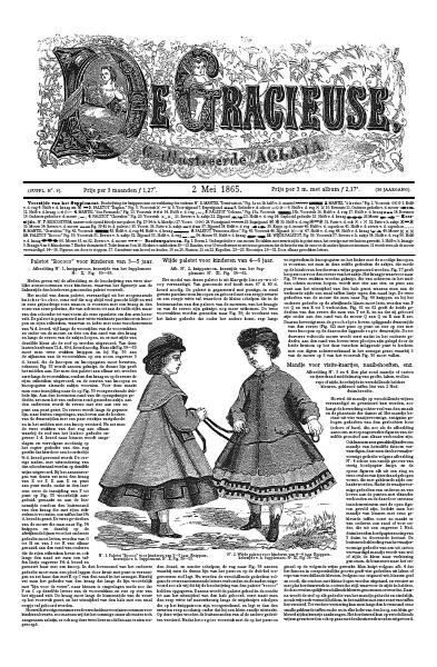 De Gracieuse 2 May 1865