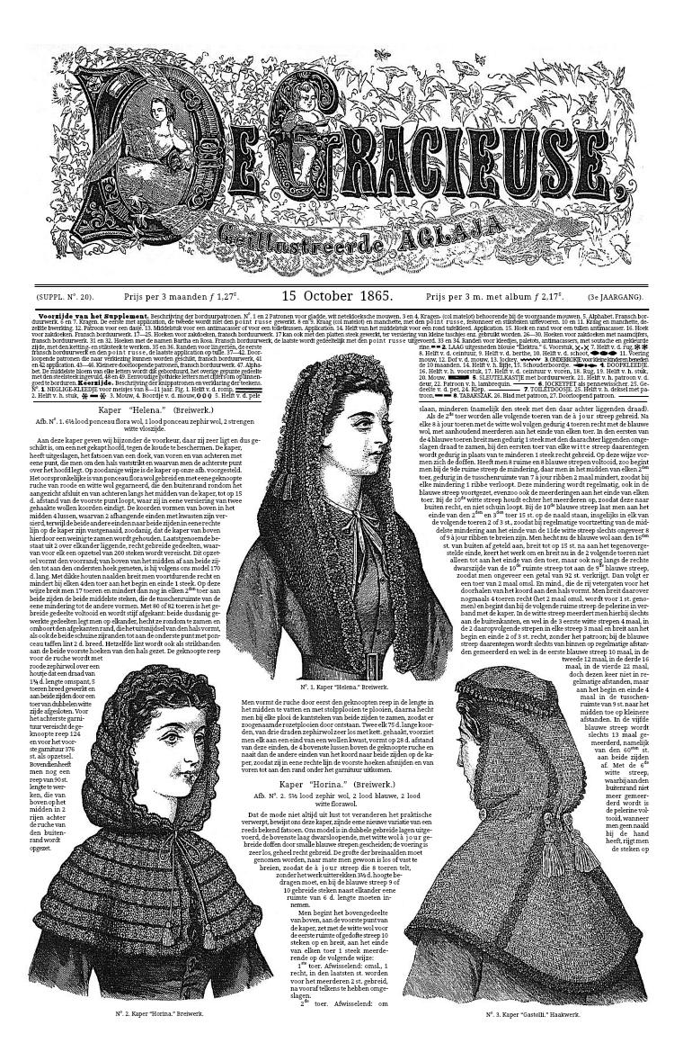 De Gracieuse 15 October 1865