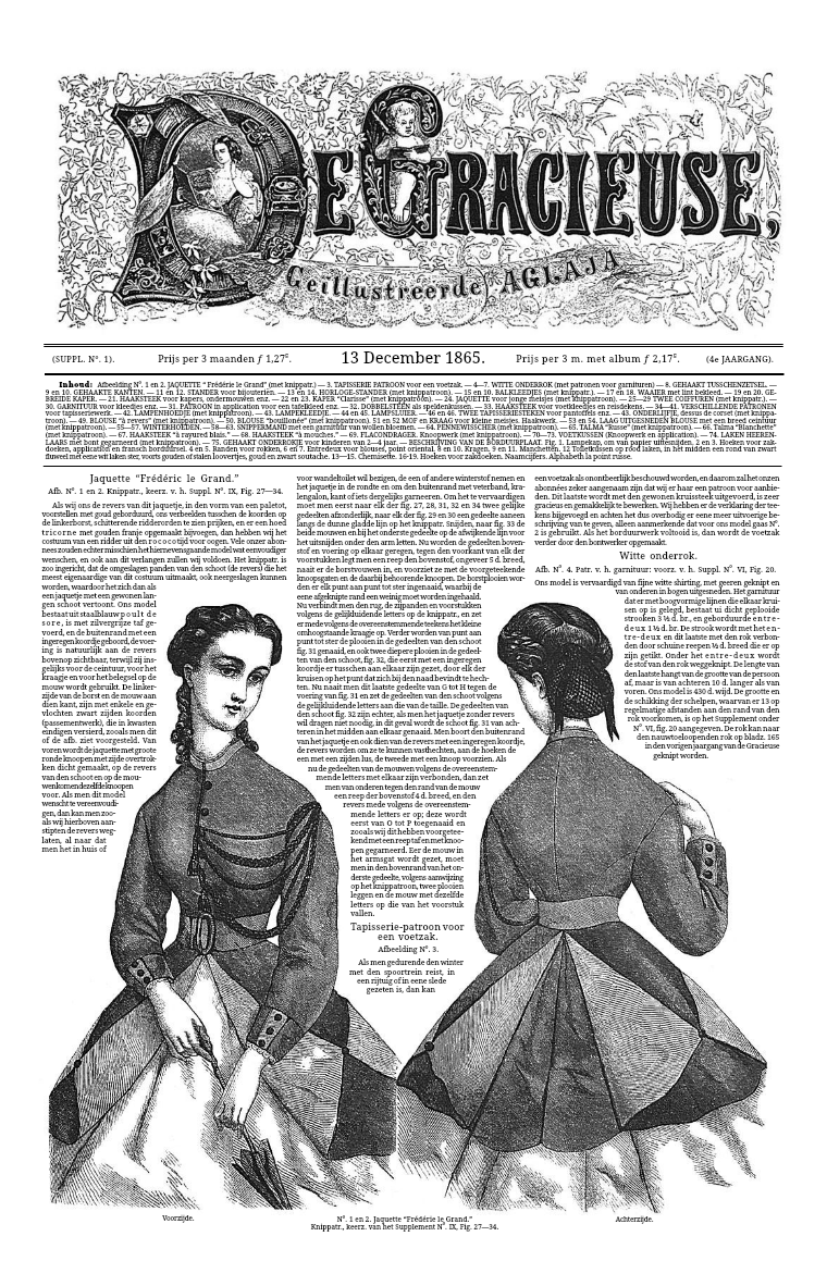 De Gracieuse 13 December 1865