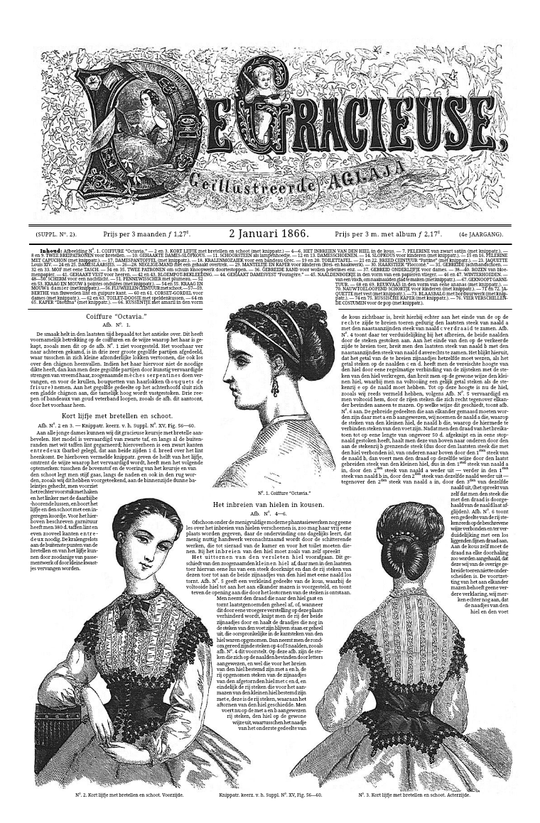 De Gracieuse 2 January 1866