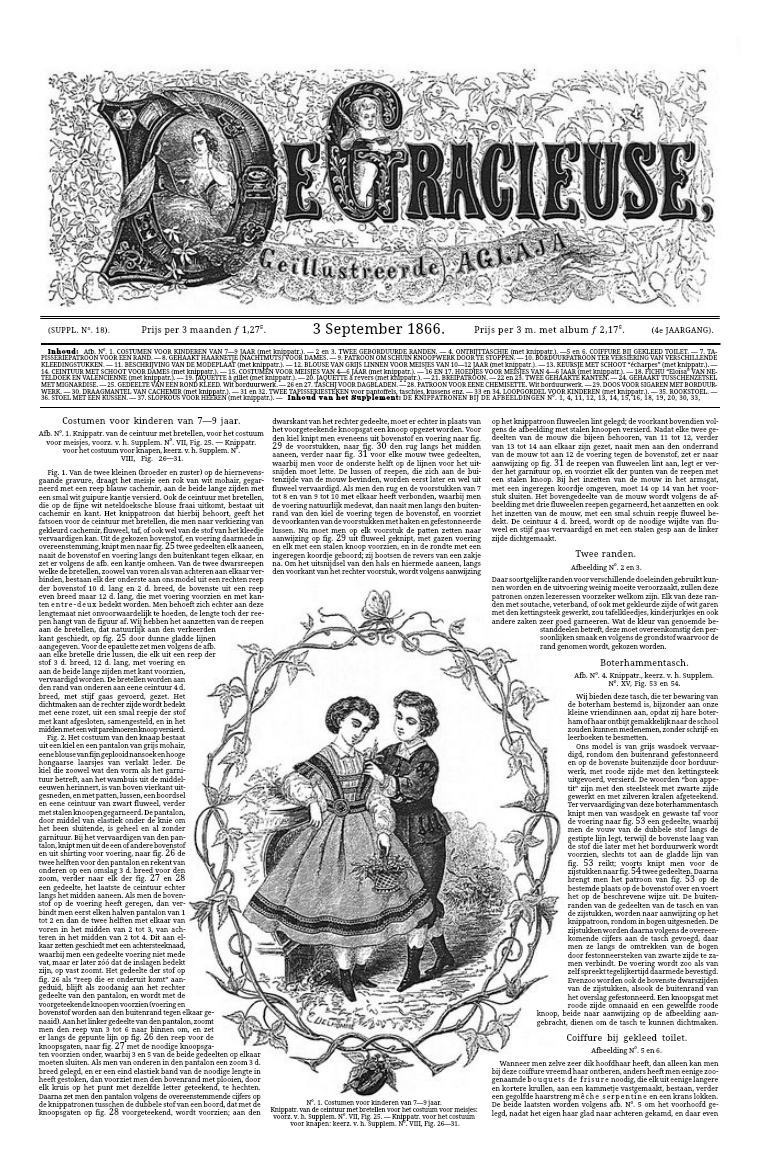 De Gracieuse 3 September 1866