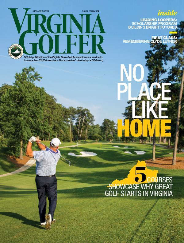 Virginia Golfer May / Jun 2018