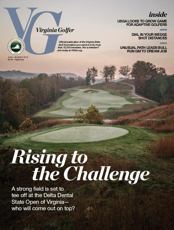 Virginia Golfer Jul / Aug 2018
