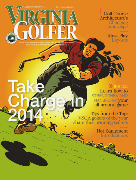 Virginia Golfer January/February 2014