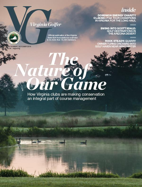 Virginia Golfer Sep / Oct 2019