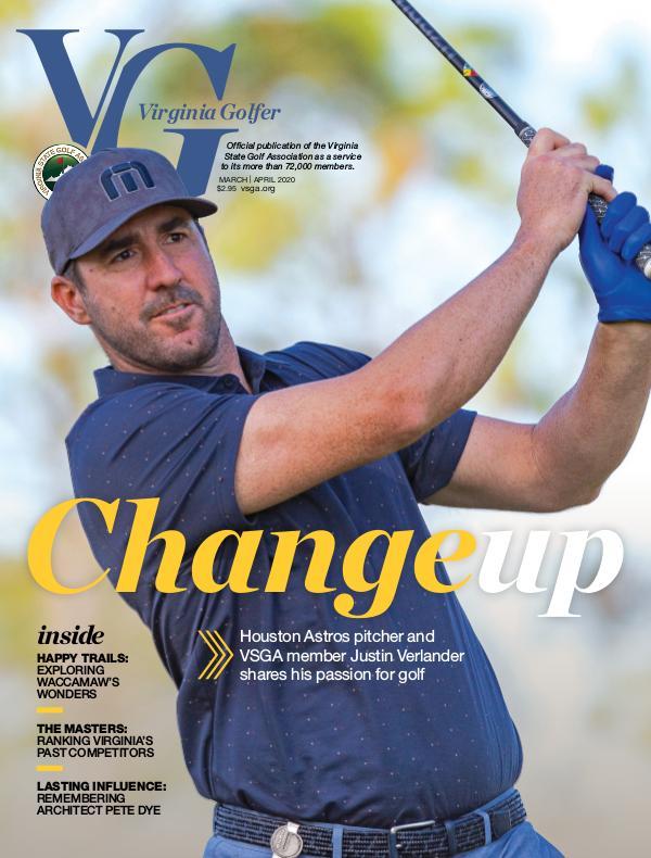 Virginia Golfer Mar / Apr 2020