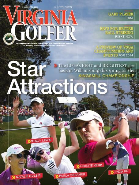 Virginia Golfer March/April 2014