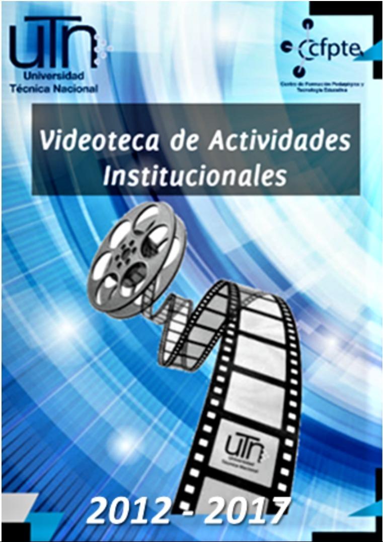 REVISTA VIDEOGRAFICA UTN 1 edición de la revista