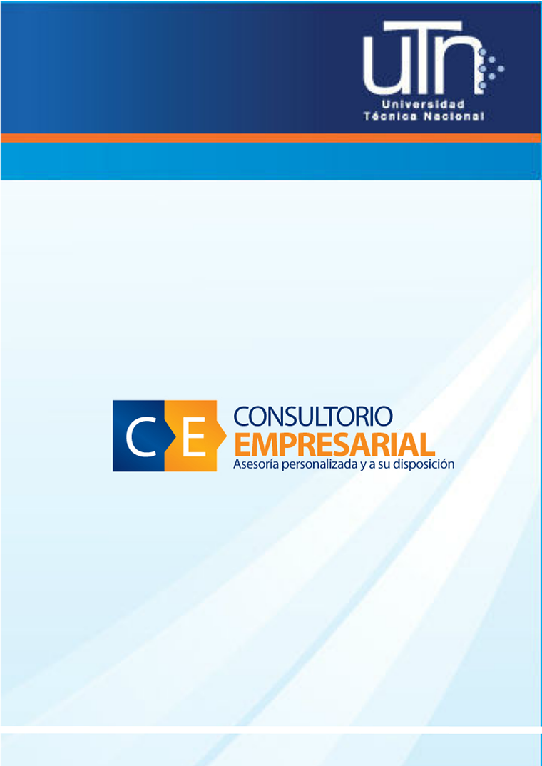 Consultorio Empresarial Consultorio Empresarial