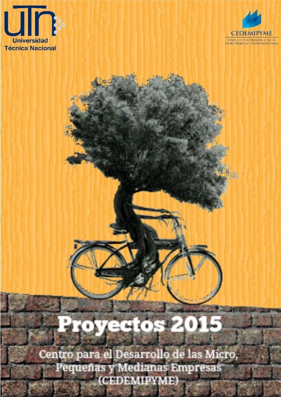 PROYECTOS 2015 UTN