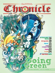 Capitol Chronicle volume 25 issue 1 June-August 2013