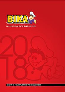 Bika Catalogue 2018