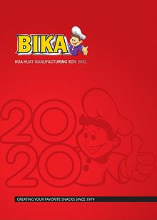 BIKA Catalogue 2020