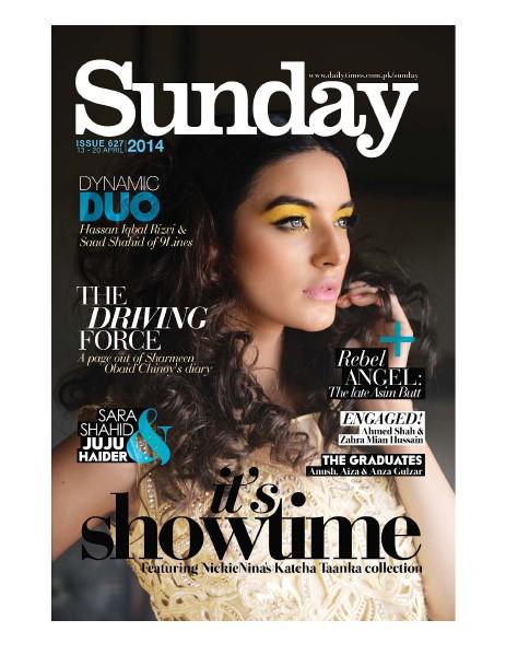Sunday Magazine Issue 627