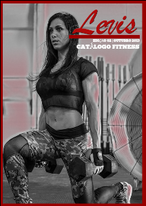 LEViS - Moda fitness   Suplementos   Artigos Esportivos Oct 2013