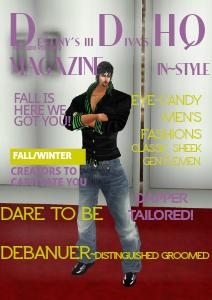 DESTINY'S III DIVA'S HQ IN~STYLE November 2013, Volume 2