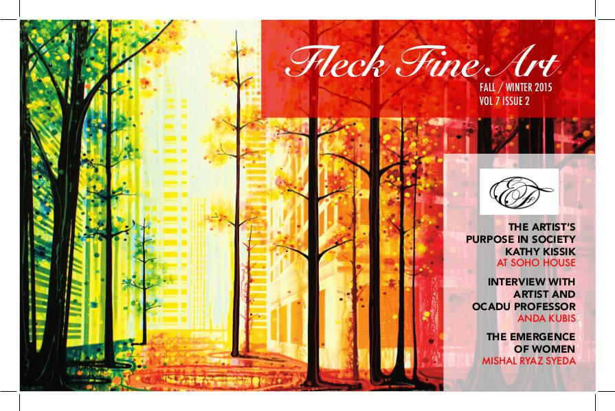 FLECK FINE ART volume 7 issue 2