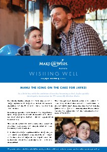 Wishing Well - Spring Edition