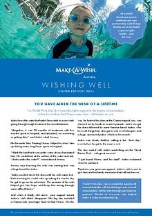 Wishing Well 2014