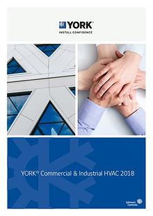 York HVAC Catalogue 2018 EN