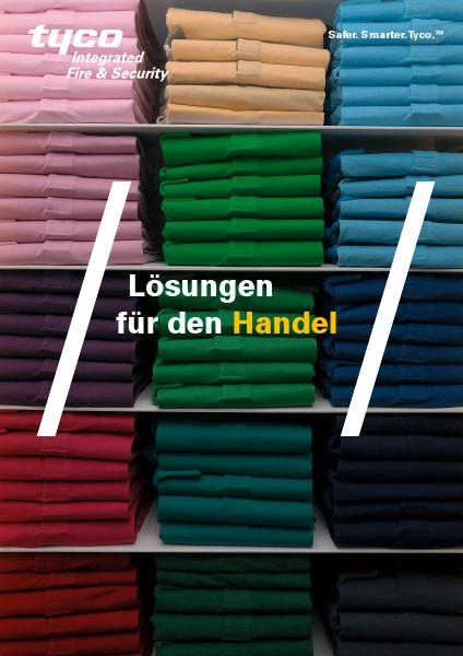 DE - Tyco Retail Katalog 2014/1