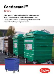 Product Data Sheets Continental 1100 V1