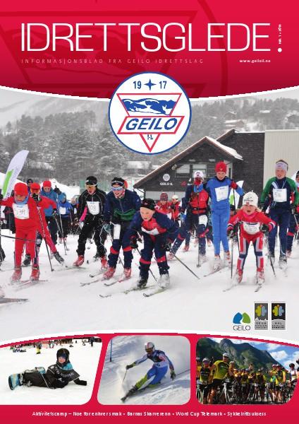 Idrettsglede Geilo IL nr 1 - 2014