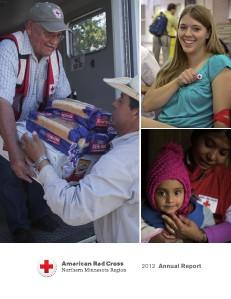 American Red Cross Northern Minnesota Region - Annual Report FY12 July 2011-June 2012