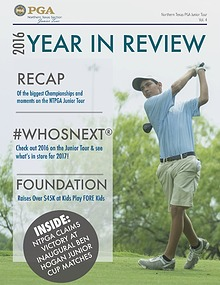 NTPGA Junior Golf Year-In-Review