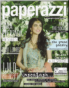 Pakistan Today Paperazzi issue 3, September 22nd