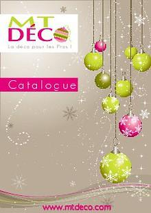 Catalogue MT Déco