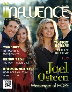 iiNfluence Magazine Issue 1: September 2013