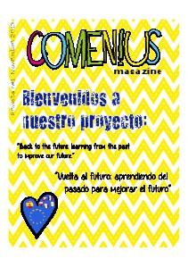 Comenius en el Vil·la Comenius num 1