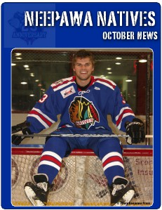 Neepawa Natives October Digital Magazine Vol. 2