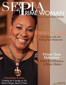 Sepia Prime Woman Digital Magazine