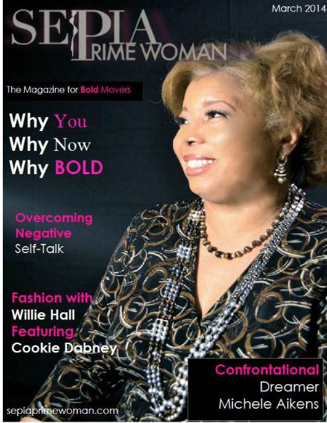 Sepia Prime Woman Digital Magazine March 2014