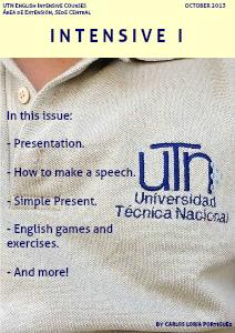 UTN English Intensive Courses Intensive I