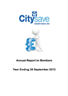 Annual Report to Stakeholders and Partners 201