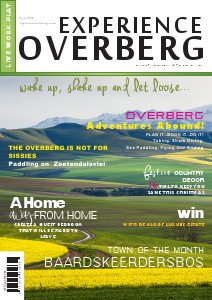 Experience Overberg Issue 1 - December 2013