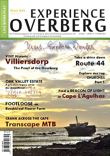 Experience Overberg Issue 5 Issue 5