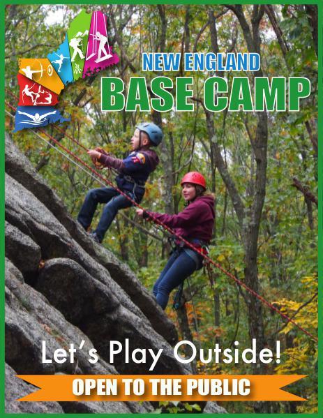 New England Base Camp Fall 2015