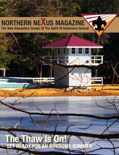 The Northern NeXus Of Adventure Issue 2