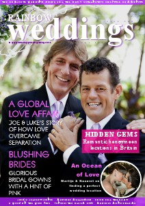 Rainbow Weddings Magazine SAMPLE ISSUE