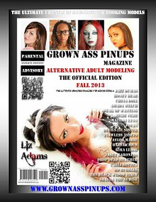 Grown Ass Pinups Magazine:The Official Edition