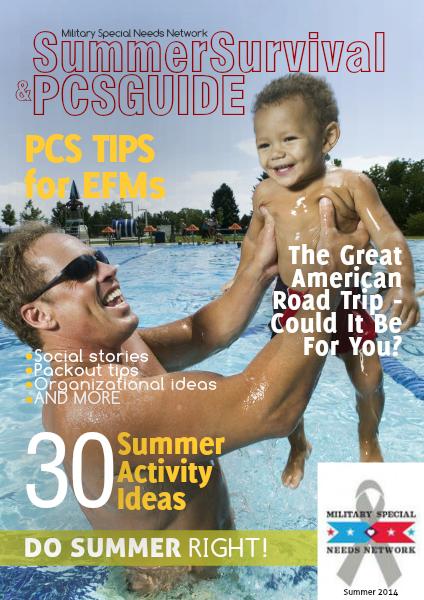 Summer Survival and PCS Tips Jun. 2014